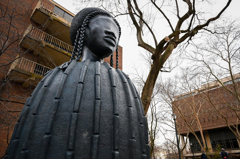 Photo Essay | Always seen, but what do they mean? The stories of 11 iconic campus sculptures