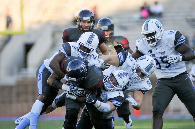 Photo Gallery | Penn Football Beats Columbia