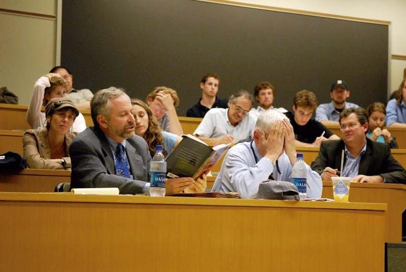 Terrorism debate raises course questions