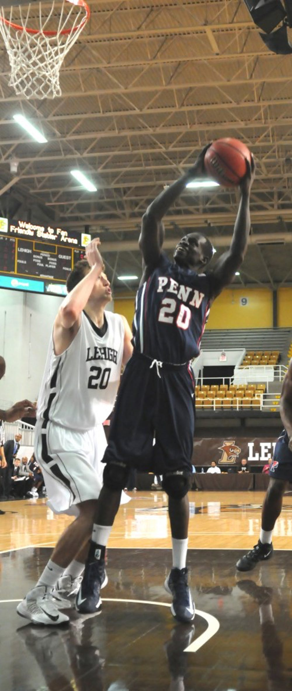 NIT Round 2 at Lehigh Men's basketball Tournament
