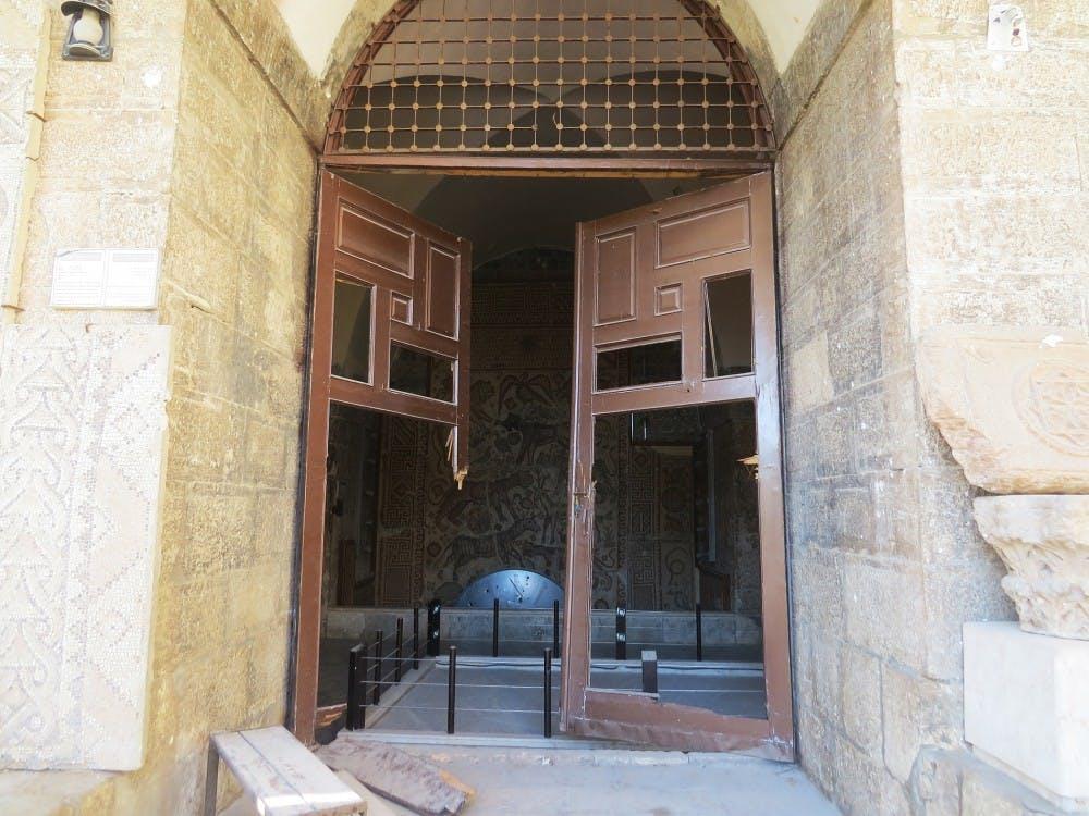 museumdoor