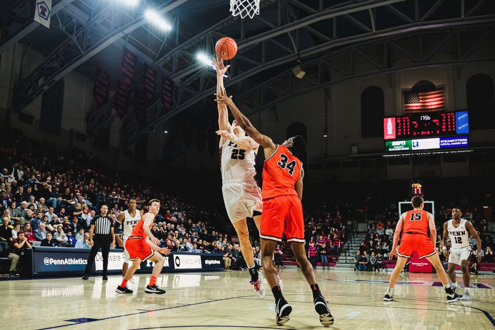 Men's basketball faces St. Joe's in Big 5 matchup after Princeton losses