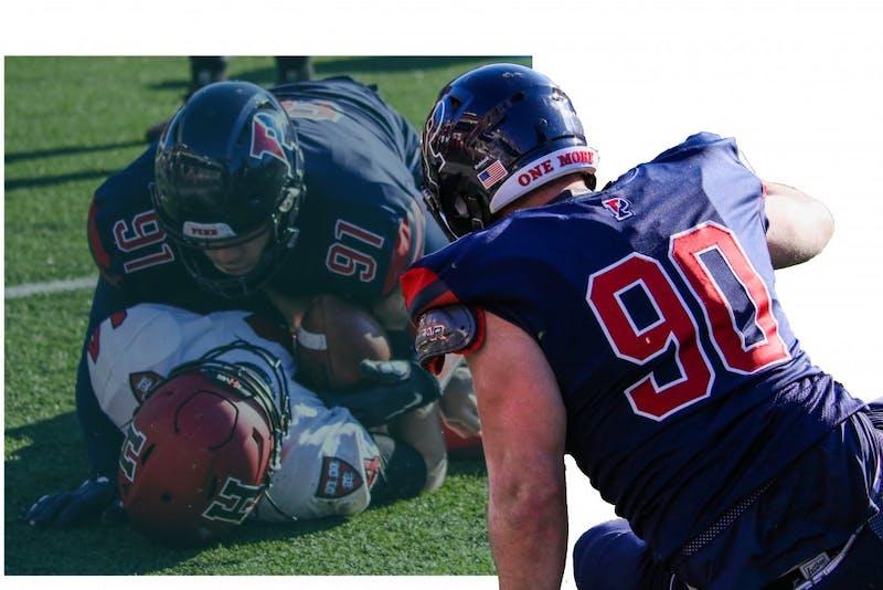 Photo Essay   Highlights of the 2018 Penn Football Season