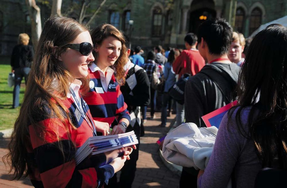 Friday Penn Preview Day