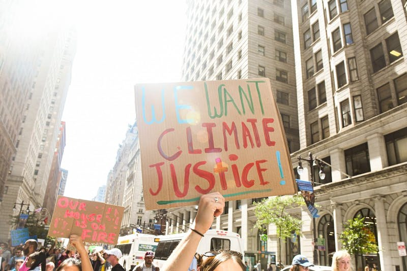 Photo Gallery   Highlights from the 2019 Philadelphia Climate Strike
