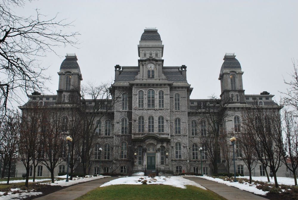 Syracuse fraternity suspended after racist video surfaces