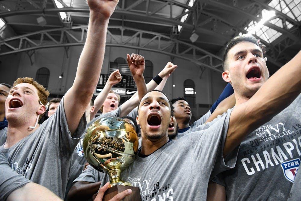 Photo Essay | Highlights from the 2017-18 Penn basketball season