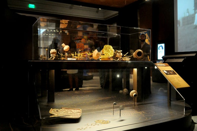 "A Recap in Photos: Penn Museum's ""Beneath the Surface"" Preview"