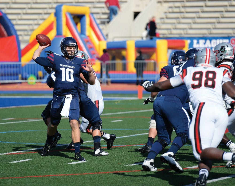 Penn football players continued to battle for NFL roster ...