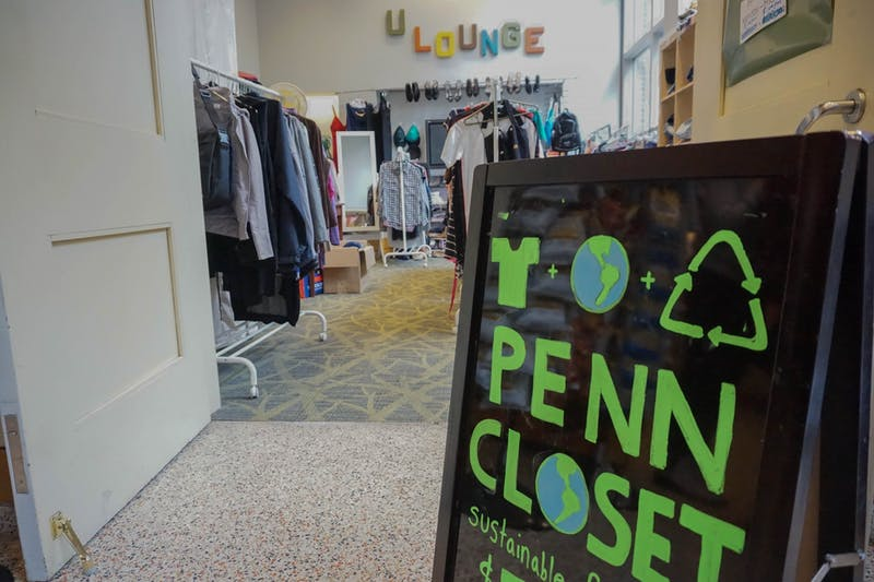 Photo Essay   Where to recycle hazardous waste, clothes, and more on Penn's campus