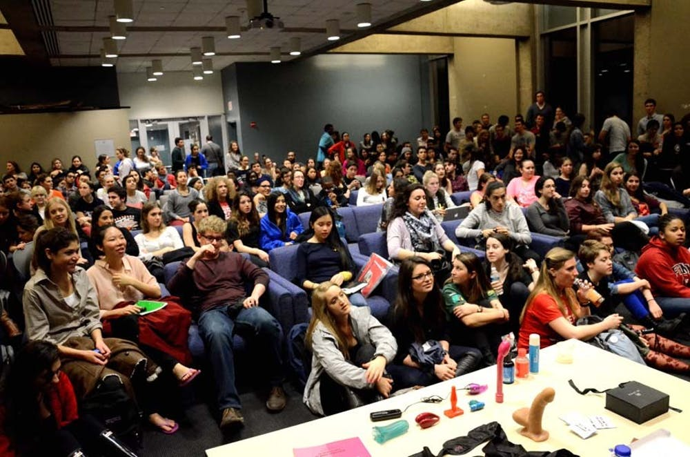 Anatomy of Pleasure\' lesson engages student audience | The Daily ...