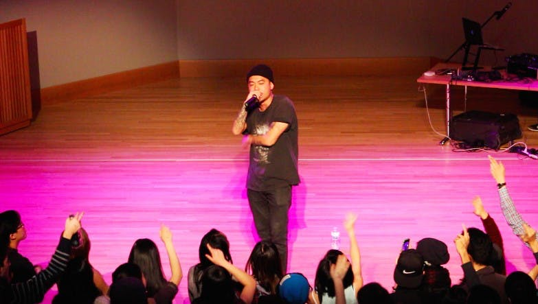 Dumbfounded performed at Penn Museum on Thursday.