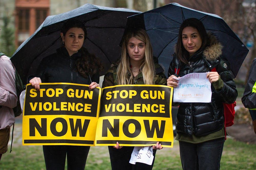 stop-gun-violence-protest