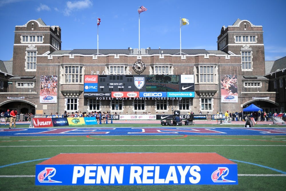 The 124th Running of the Penn Relays | The Daily Pennsylvanian
