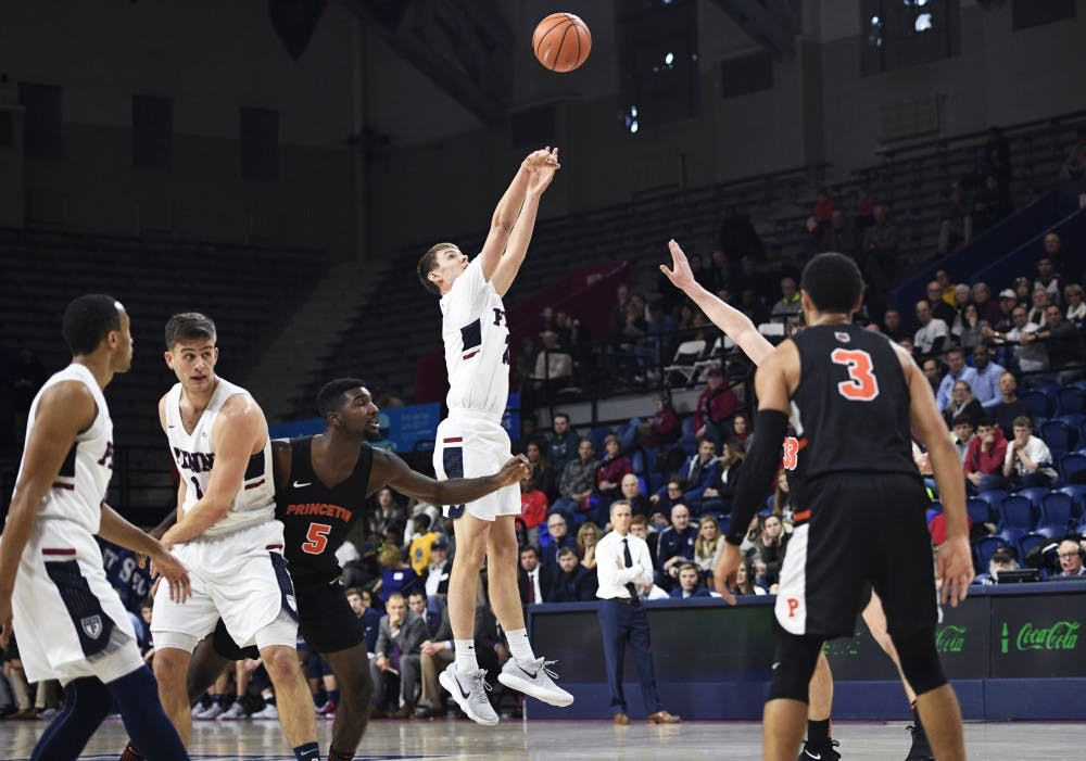 Penn men's basketball takes down Princeton for the first ...
