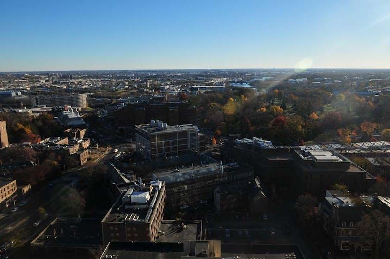 Philadelphia From My Window