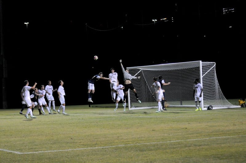 Photo Gallery | Men's Soccer vs. La Salle