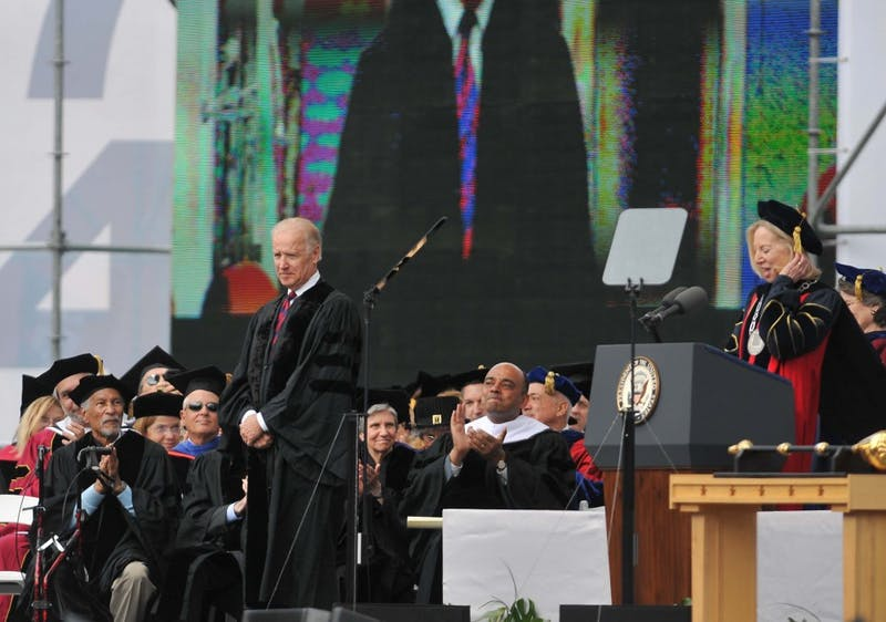 Penn Graduation 2013