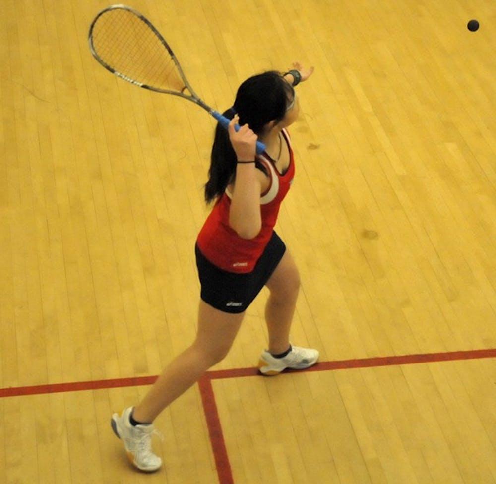 Men and Women's Squash vs. Columbia