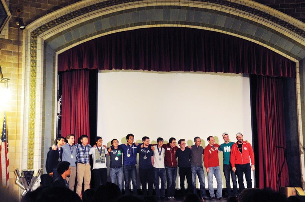 Penn Apps Spring 2014 Hackathon