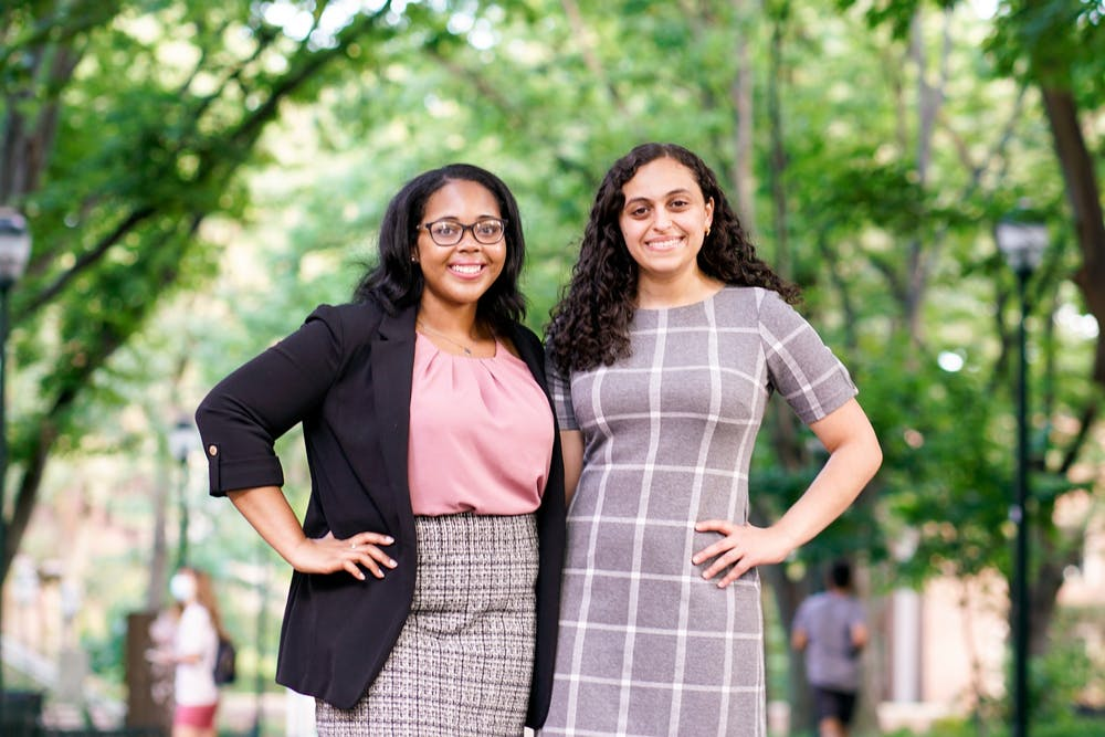 penn-student-government-elections-2020-2021-mercedes-owens-and-mary-sadallah