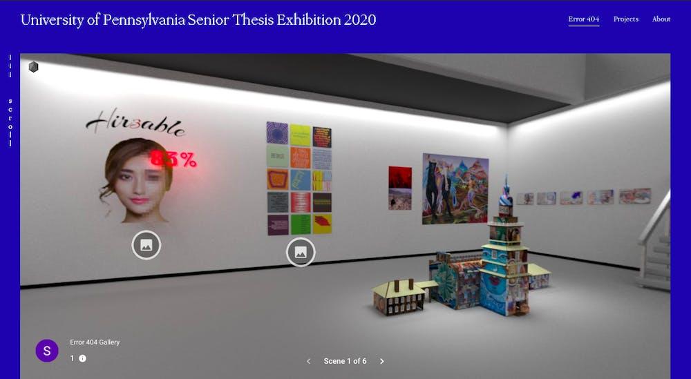 error-404-fine-arts-senior-thesis-exhibition
