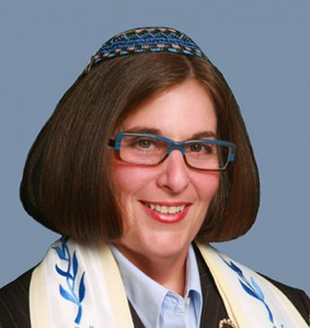 <p>Rabbi<strong>Denise Eger,</strong> became the third woman and first openly gay president of the Central Conference of American Rabbis (CCAR).</p>