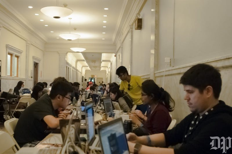 Photo gallery: PennApps