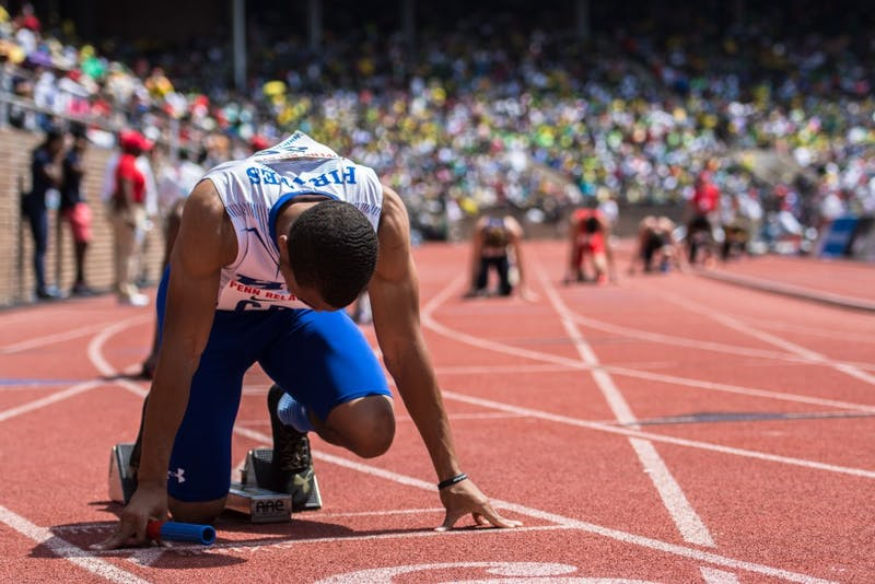 The 123rd Running of the Penn Relays