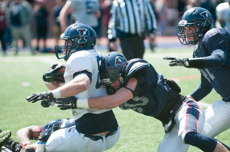SPORTS | Spring Football Game