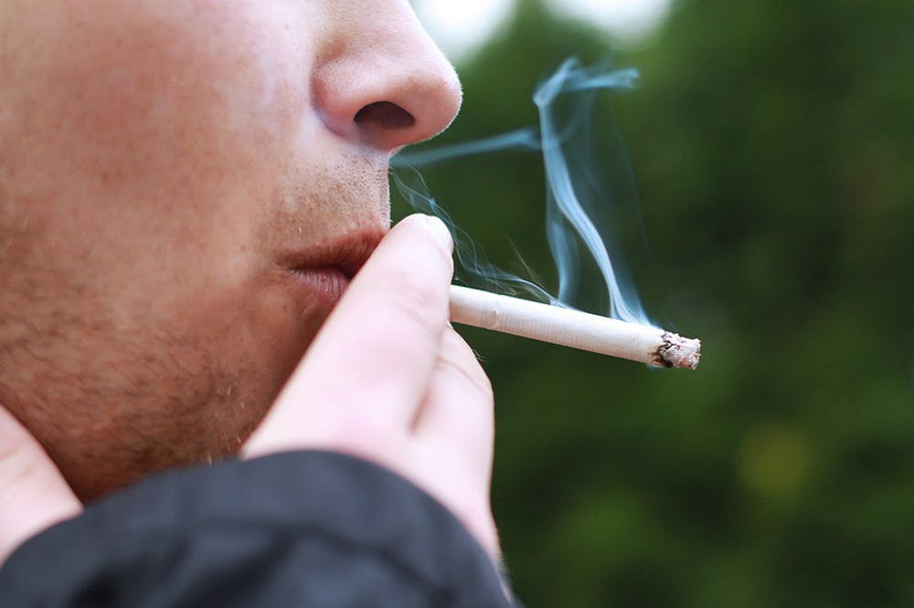 Penn administrators are looking to find a balance between promoting healthy behavior and not alienating students that smoke | Courtesy of Pixabay