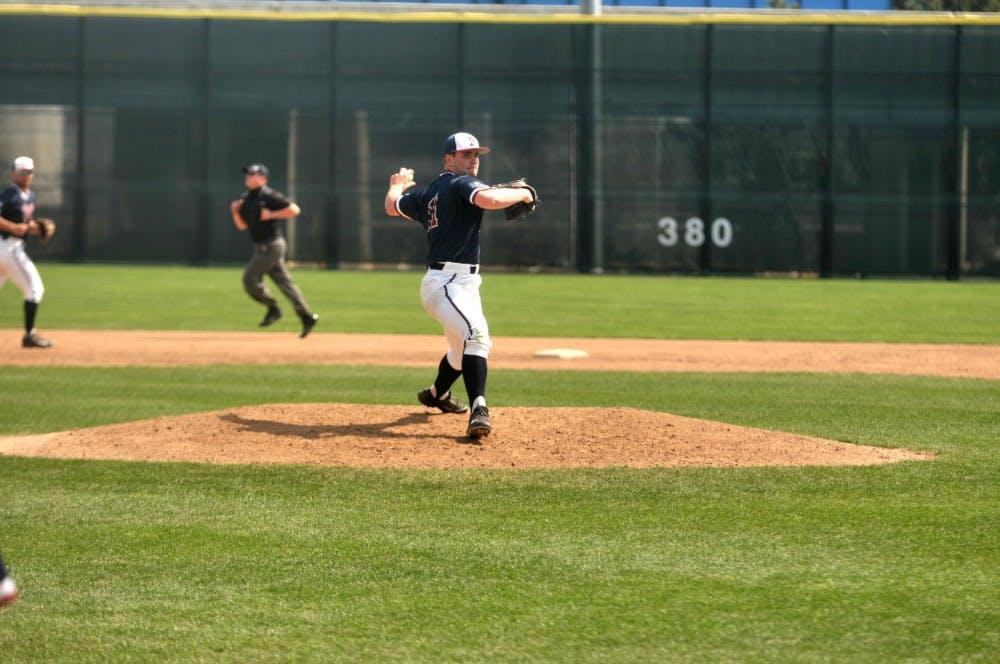 Baseball vs. Cornell at Meiklejohn Stadium