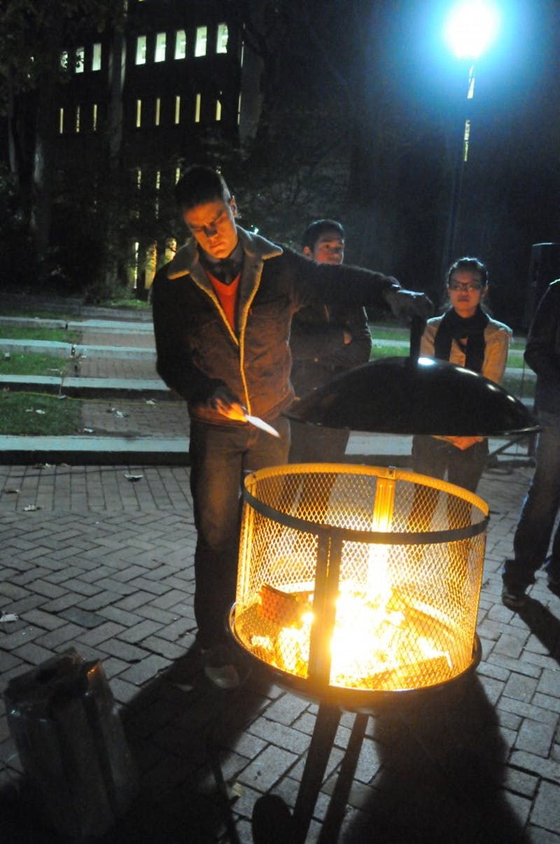 Unity Week: Burning epithets