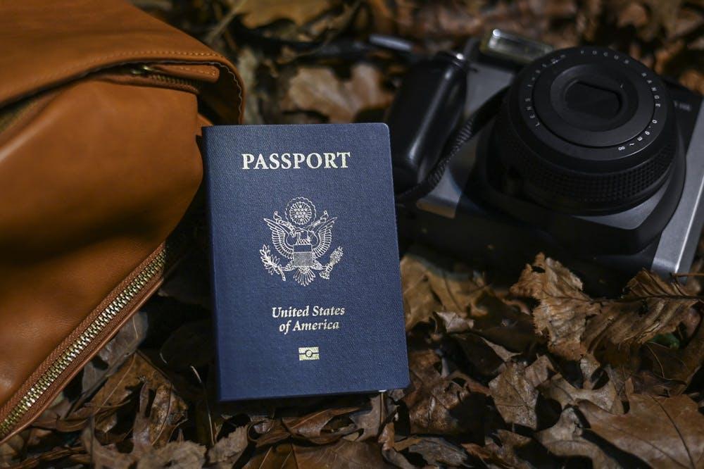 fall-study-abroad-passport-leaves