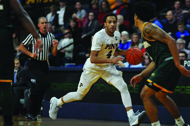 Photo Gallery | Men's Basketball vs. George Mason
