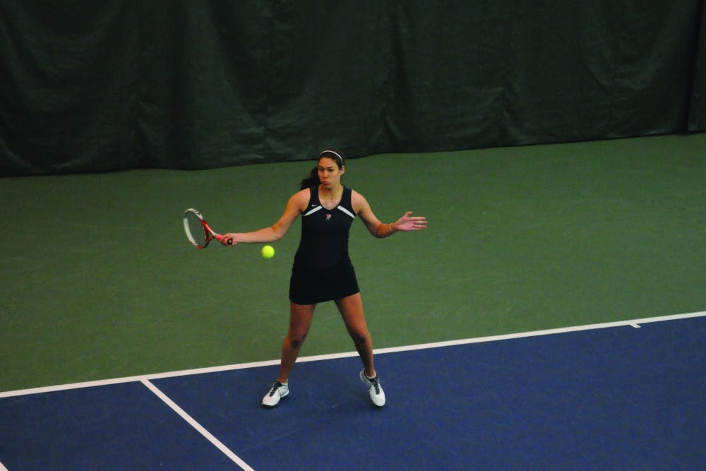 Women's Tennis vs Leigh