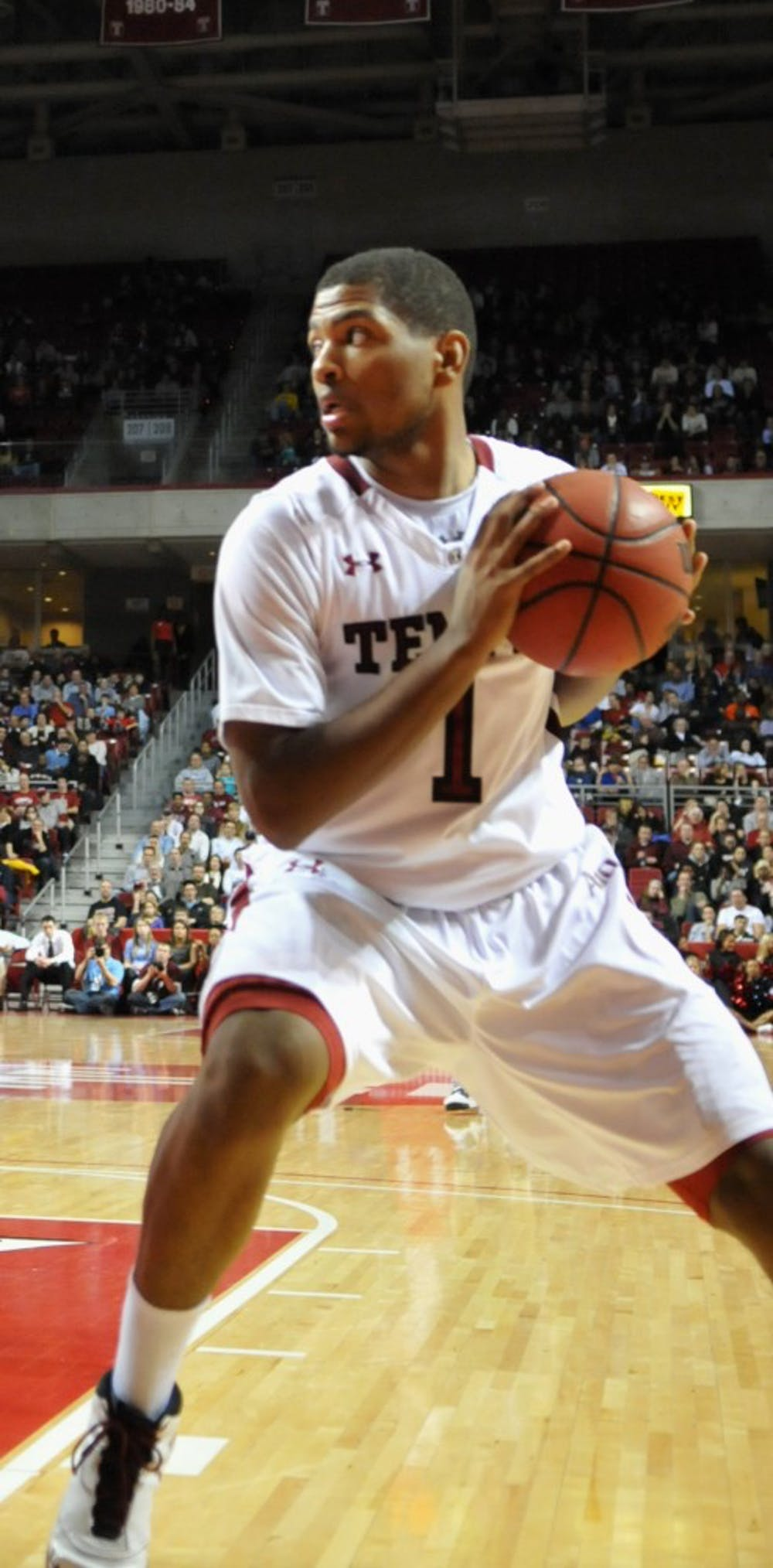 MHoops v Temple at TemplePenn lost 73-56
