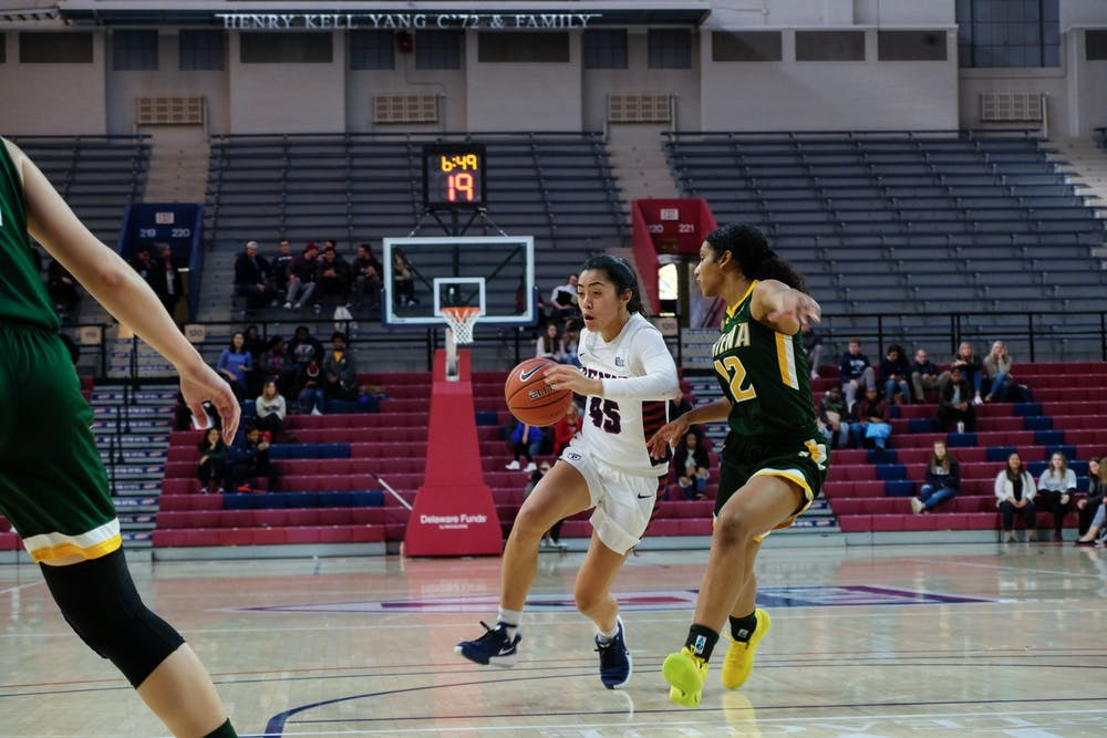Penn women's basketball cruises past La Salle for second Big 5 win of season