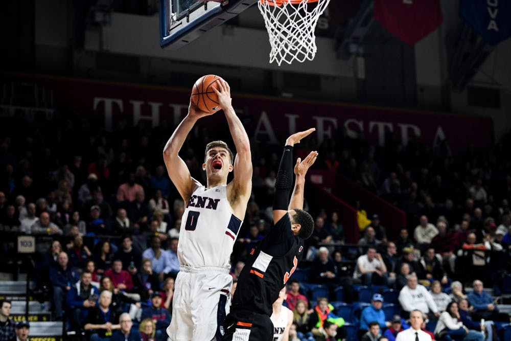 Penn men's basketball opens Ivy play at Princeton  Here are