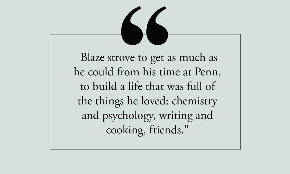 Quote Blaze