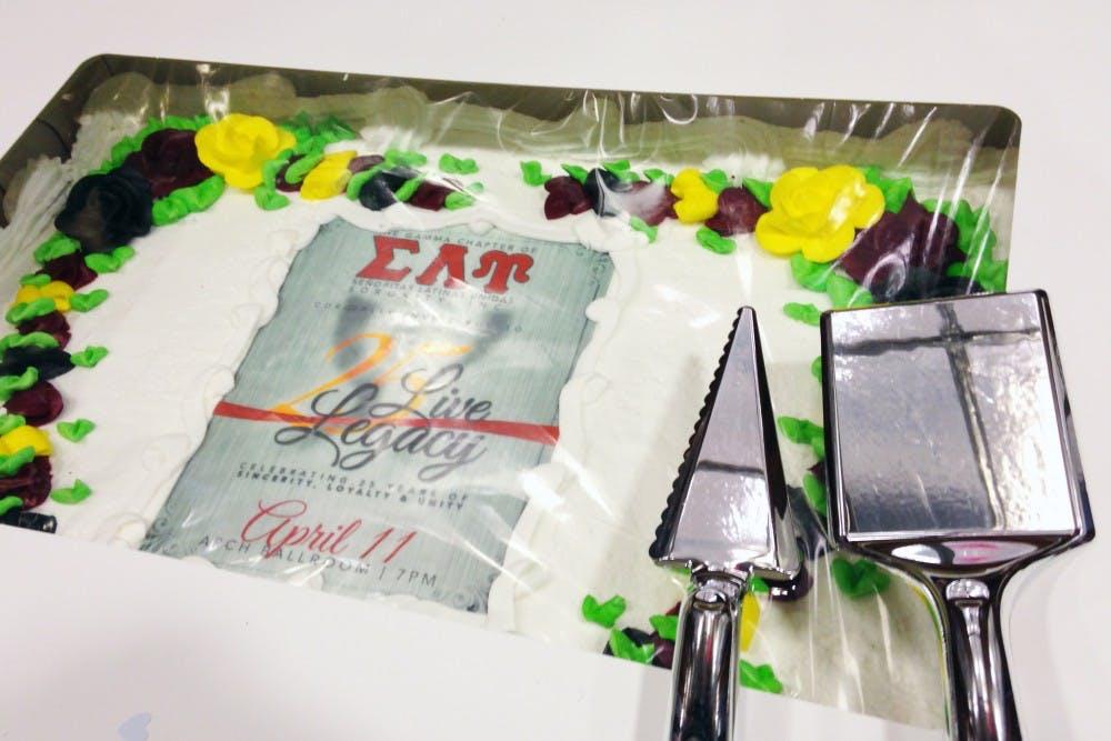 Sigma Lambda Upsilon celebrated its 25th anniversary on Saturday night.