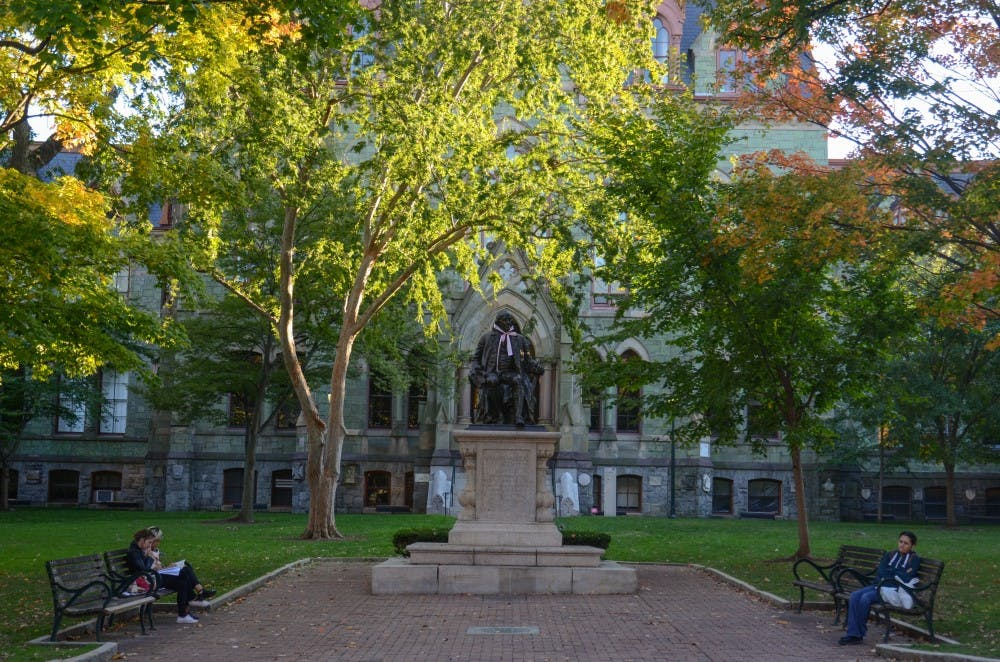 Unlike many other universities that have a full week of reading days, Penn has only two reading days this year.