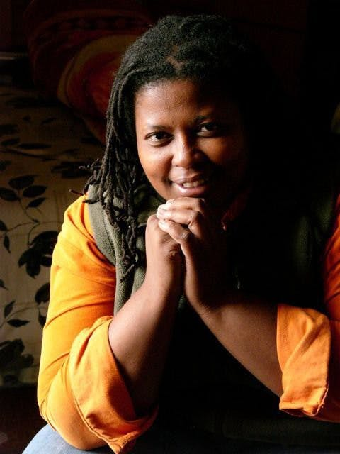 <p>South African social activist <strong>Ndumie Funda</strong></p>