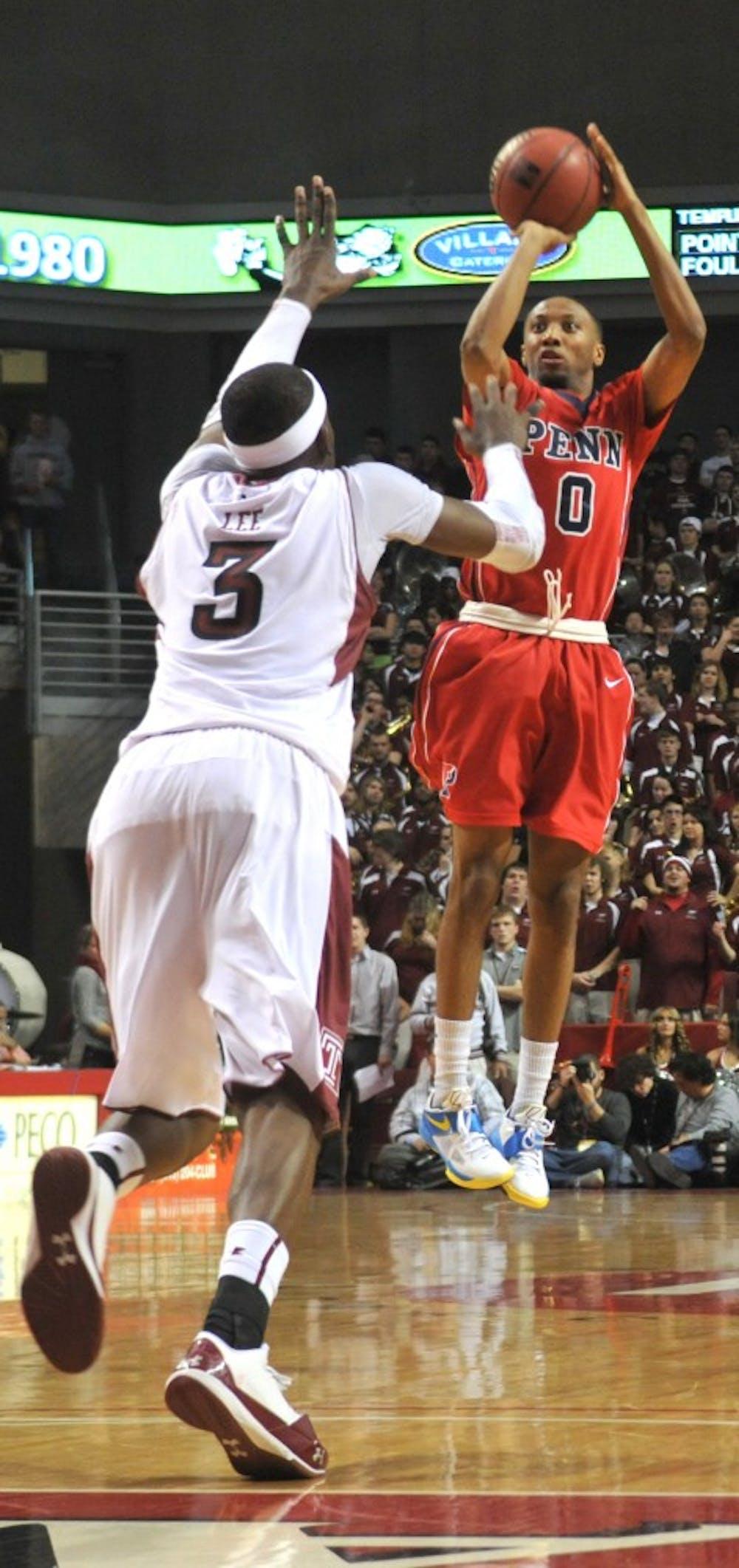Men's Basketball vs Temple