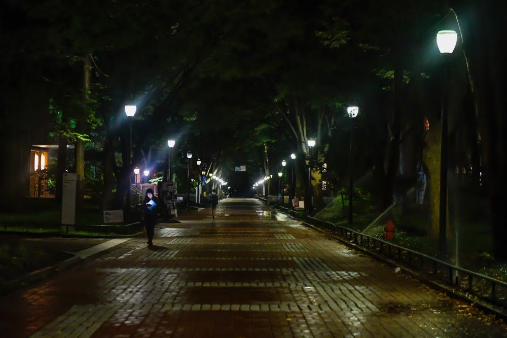empty-locust-walk-night-2