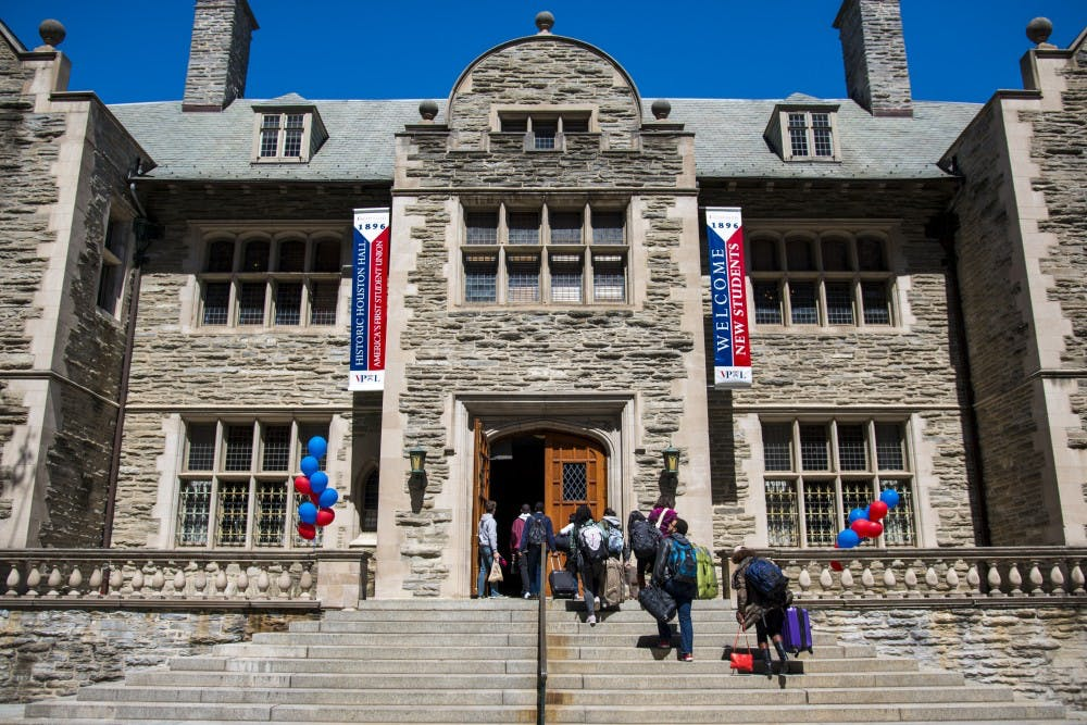The third annual Quaker Days was held this week, enabling prospective students to explore Penn's campus and the city of Philadelphia.