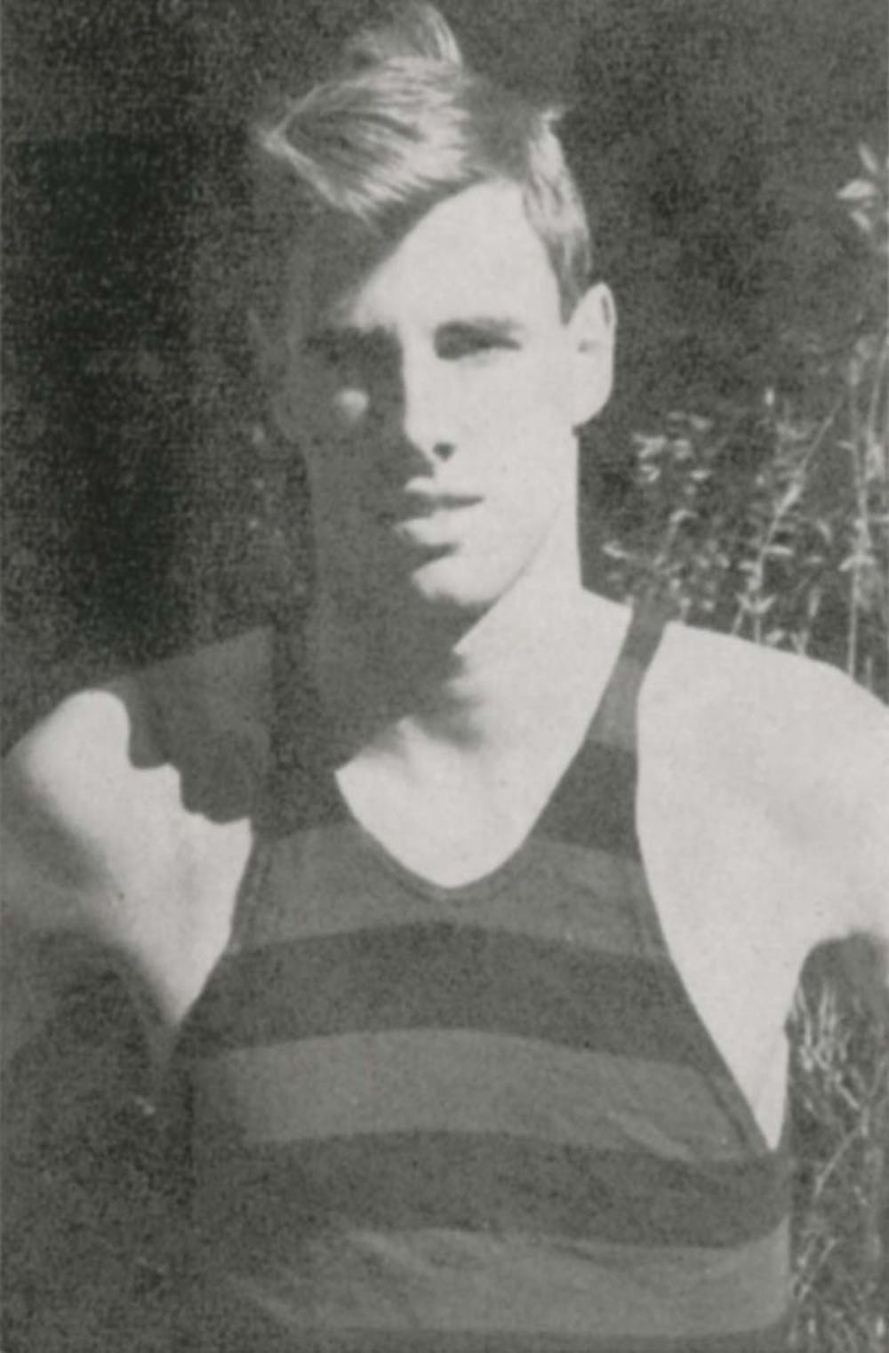 Bruce Dern ran on Penn's track team during his time at Penn in the 1950s. He was kicked off the team in 1957 after refusing to shave his sideburns.