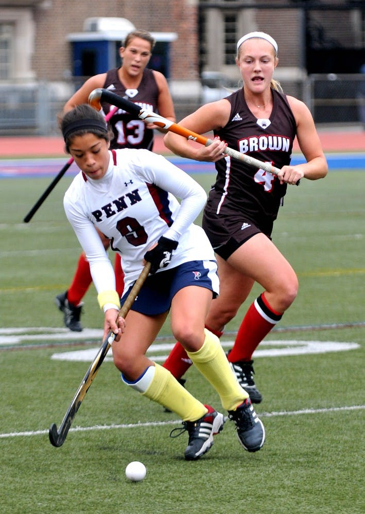 Senior attack Julie Tahan will be relied upon to make Penn's offense go. The captain was named second team All-Ivy last season.