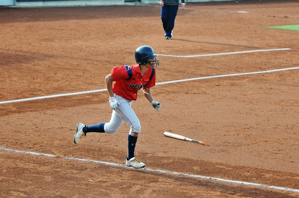 Penn softball claims Ivy South title vs  Columbia | The