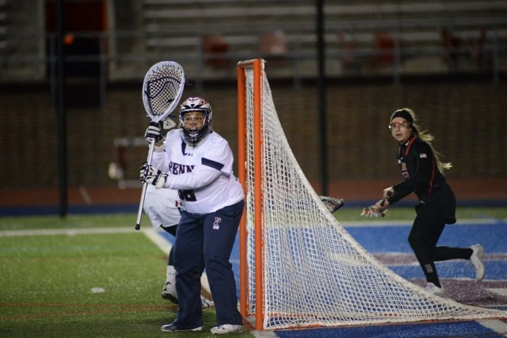 Penn women's lacrosse defensive dominance recently has largely been due to the stellar season of senior goalie Britt Brown, but she'll be put to the test against a perennially strong Northwestern squad.